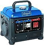 Scheppach Inverter Stromerzeuger 1200W (Notstromaggregat mit 5h Laufleistung, 4,2L Tank) - 230V...