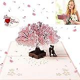 Weihnachtskarte'Tannenbaum | Classic', Weihnachtskarte, Tannenbaum, Pop Up Karte zu Weihnachten,...