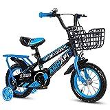 FUFU 14.12.16/18 Zoll Fahrräder für Jungen und Mädchen von 2 bis 13 Jahren, Kinderfahrräder mit...