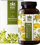 Holi Natural® Premium Weihrauch Extrakt. 85% Boswellia-Säure. 140 Kapseln. Hochdosiert mit 2000mg...