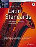 Latin Standards: The 14 Most Passionate Latin Songs. Alt-Saxophon. Ausgabe mit Online-Audiodatei....