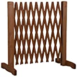 MaxxPro Barrier Door Safety Gate, Extendible Dog Fence, Width 30-117 cm, Height 90 cm