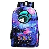 BAOYIHAI Among us Kinderrucksack, Kinderrucksack Für 4-14 Jahre Old School Taschen Für Jungen Und...