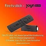 FireTVStick + 3 Monate Joyn PLUS+ (danach 6,99 € / Monat)