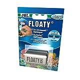JBL Floaty Acryl 6137000 Schwimmender Scheiben-Reinigungsmagnet fr Aquarien mit Acrylscheiben