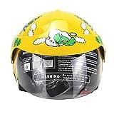 Generp Vier Jahreszeiten Kinderhelme, Motorrad Harley Battery Car Helm, fr Mnner und Frauen Baby...