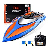 E T RC Boot Ferngesteuertes Boot 2,4GHz 20MPH High Speed Boot mit Kapsel Standard Funktion...