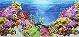 Pistachio Pet, Aquarium-Hintergrundposter, doppelseitig, 45x 100cm