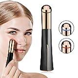 Ms.W Augenmassagegerät Schönheitsgeräte, Entferner für Augenringe, galvanische Anti Aging...