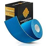 THE KINGTAPE Kinesiotapes (5cmx5m) angenehmer Tragekomfort   starke Beanspruchung   empfindliche...