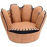 HOMCOM Kindersofa Kindersessel Sofa Couch Kinder Stuhl Kinderzimmer Softsofa Doppelsofa Einzelsofa...
