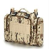 Oxford Herren Reisetasche Outdoor Military Tactical Taillentasche wasserdichte Camping...