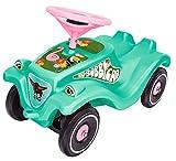 BIG-Bobby-Car Classic Tropic Flamingo - Kinderfahrzeug mit Aufklebern im Tropischen Stil, für...