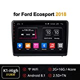 XBRMMM 2.5D IPS Android 8.1/9.0 Octa Core Auto DVD Radio GPS Navigation Fr Ford Ecosport 2018 Stereo...