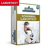 Schimmeltest – Labortest für 1 Raum – professionelle Schimmel-Analyse im akkreditieren...