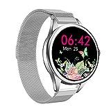 smartwatch Damen,Yocuby Mode SmartWatch Fitness Tracker mit IP67...