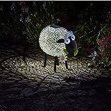 Smart Garden Solar-Silhouette Schaf Dolly, ca. 22x26x15 cm