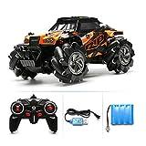Cokeymove RC Car 1:14 2,4 GHz 4WD Wiederaufladbare Geländewagen Spielzeug 360 ° Rotation Drift...