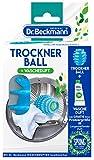 Dr. Beckmann Trockner Ball, mit Wäscheduft Probiergröße (1 Stück + 50 ml)