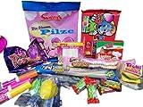 Naschig`s kleiner Süßigkeiten Mix   Ohne Schokolade   17- teilig