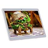 Android Tablet 10'(10.1 Zoll) - Octa-Core Processor, 4 GB RAM, 64 GB eMMC 1280*800 IPS-Display,...