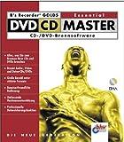 B's Recorder Gold 5 Essential DVD CD Master, 1 CD-ROMCD- / DVD-Brennsoftware. Für Windows 98, Me,...