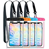 elecnewell IPX8 wasserdichte Handy-Tasche für iPhone XS, Max XR, XS, X8, 7, 6S Plus, Samsung Galaxy...