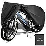 ODSPTER Fahrradabdeckung für 2 fahrräder wasserdichte 210D Oxford-Gewebe Atmungsaktives Draussen...