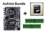 Aufrst Bundle - Gigabyte 970A-DS3P + Athlon II X3 455 + 8GB RAM #99566