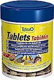 Tetra Tablets TabiMin Hauptfutter (Futtertabletten für am Boden gründelnde Zierfische, für alle...