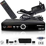 hd-line Echosat 20900 M Digital Satelliten Sat Receiver - (HDTV , DVB-S/S2 , HDMI , SCART, 2X USB...