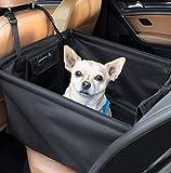 LIONSTRONG Hunde Autositz, kleine bis mittlere Hunde, Hundesitz wasserdicht, Hundedecke, geeignet...