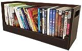 Attraktive und Stilvolle Aufbewahrungsbox für DVDs | Magnetisch | Sicheres Stapeln | 30+...