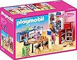 PLAYMOBIL Dollhouse 70206 Familienküche, Ab 4 Jahren