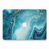 AQYLQ MacBook Air 13 Hülle, Super dünne gummierte beschichtete Laptop Hülle Schutzhülle für...