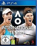 AO International Tennis Standard Playstation 4