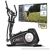 Sportstech CX2 Crosstrainer- Deutsche Qualittsmarke -Video Events & Multiplayer APP & integriertem...