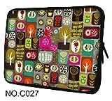 Caodong Multifunktions-Notebooktasche für HP Asus Acer (7-9 7 10 10 1 11 6 12 13 13 3 14 14 4 15 15...