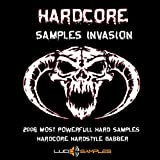Hardcore Samples Invasion - Hardcore Samples, Hardcore Loops & Sounds | Apple Loops/ AIFF | Download