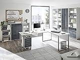 SUPER XXL Set Büromöbel Office Line Luxo 9 teilig