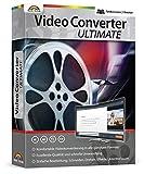 Video Converter Ultimate - 3 USER Lizenz - Videos konvertieren, bearbeiten, drehen für Windows 10,...