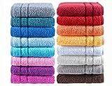 Milano de luxe Handtücher BIO-Baumwolle, extra schwere Qualität, 600 g/m2, by NATURA WALK - Farbe...