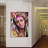 Moderne abstrakte Bild Grafik Druck auf leinwand Kunst Bild Wohnzimmer Dekoration Home Poster...