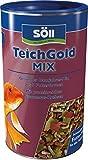 Sll 18808 Teich-Gold Mix - Alleinfuttermittel fr alle Teichfische - Fischfutter - Gartenteich, 1er...