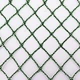 Aquagart Teichnetz, 3m x 6m, dunkelgrün, engmaschig: Maschenweite 15mm x 15mm, Laubnetz,...