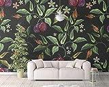 Fototapete selbstklebende Tapeten Wohnzimmer Schlafzimmer Tapeten Wandbilder Wanddeko Obstpflanze...