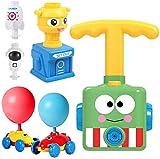 MIAOLAI NEXTAKE Ballon Powered Auto Ballon Launcher Spielzeug Kreative Ballon Powered Toy Set...