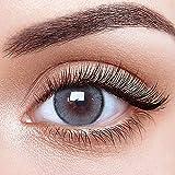 GO MAXIY GIRL Sehr stark deckende und natürliche Kontaktlinsen farbig ?Kühle Brise? + Behälter I...