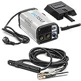 IPOTOOLS MMA-160R Elektroden Schweißgerät - IGBT Inverter Schweissgerät MMA/E-Hand mit 160...