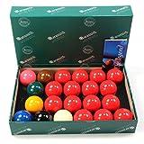 Aramtih Snooker Aramith Billardkugel-Set, Groe 2 1/6' 5.23 cm Premier Set